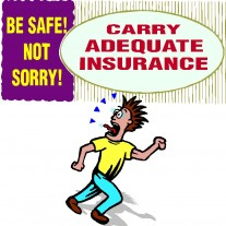 Post image for The Irrational Fear of Insurance In The Cleaning Business