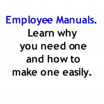 Post image for Employee Handbooks For Your Cleaning Business