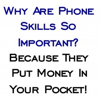 "Post image for Most Businesses ""Blow It"" When Answering The Phone (don't be one of them)"