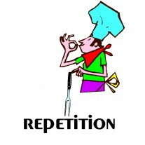 Post image for Repetition, the secret marketing ingredient for your cleaning business.