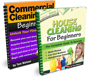"Post image for Learn the cleaning business ""step by step"" from an experienced industry insider quickly and easily!"
