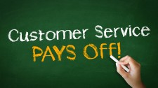 Post image for Good customer service will always be profitable…