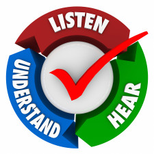 Post image for HEARING the customer is one thing. LISTENING to the customer is another.