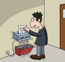 Post image for Taking care of customer complaints FAST will help you keep accounts long term
